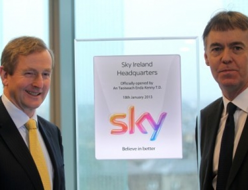BSkyB, Ireland and the UK's leading Home Entertainment and Communications Company