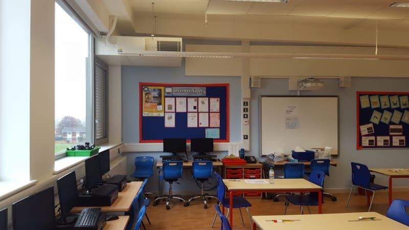 classroom ventilation