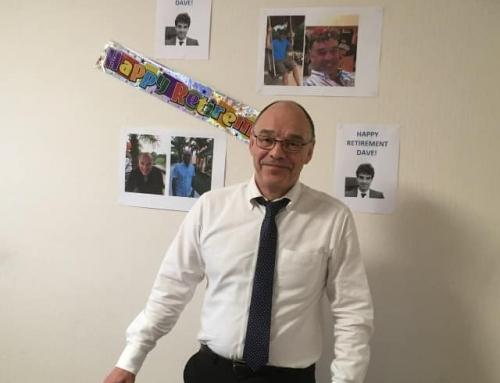 Happy Retirement Dave!